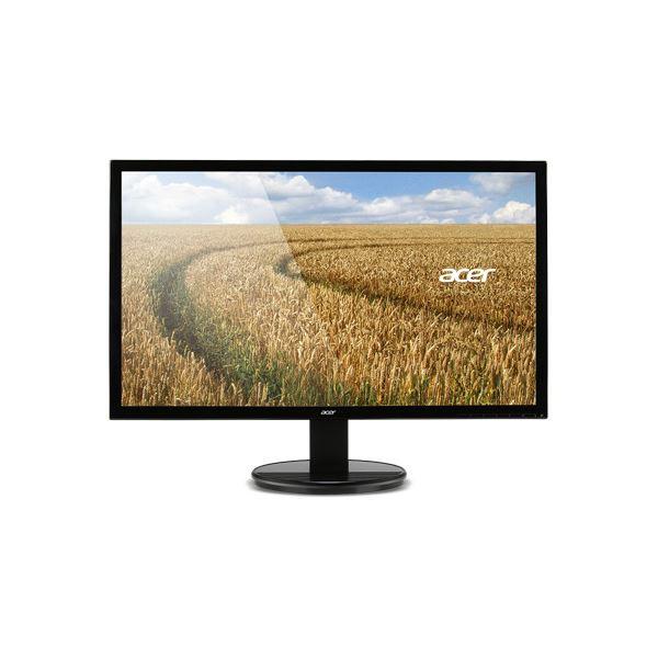 Acer 19.5型ワイド液晶ディスプレイ K202HQLAbmix(非光沢/1366x768/200cd/100000000:1/5ms/ブラック/ミニD-Sub15ピン・HDMI) K202HQLAbmix