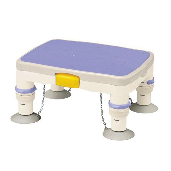【送料無料】アロン化成 浴槽台 安寿高さ調節付浴槽台R (2)標準 ブルー 536-481