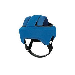 【送料無料】キヨタ 保護帽 ヘッドガード フィット KM-400 L~LL ブルー KM-400【非課税】