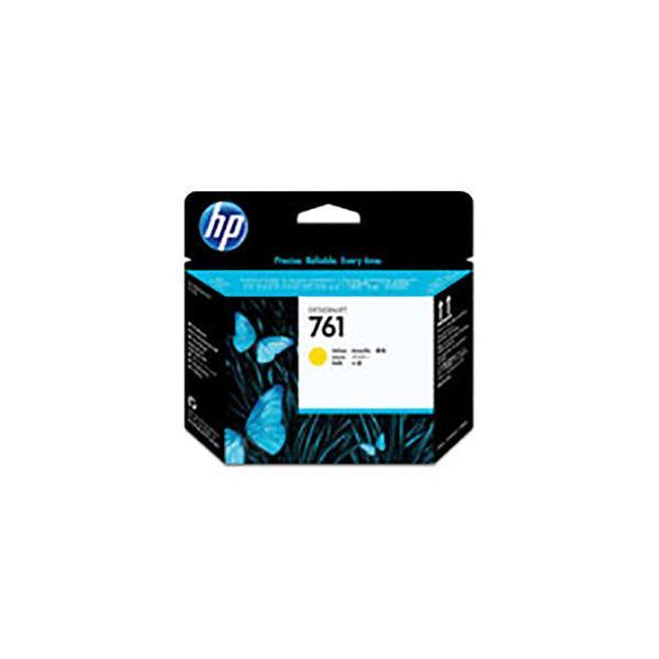 【純正品】 HP プリントヘッド/プリンター用品 【CH645A HP761 Y イエロー】 インクカートリッジ トナーカートリッジ