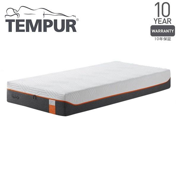【送料無料】TEMPUR かため 低反発マットレス セミダブル『コントゥアエリート25 ~テンピュール2層の高耐久性ベースでサポート力のある寝心地に~』 正規品 10年保証付き【代引不可】