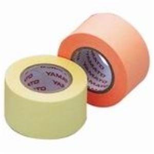 【送料無料】(業務用100セット) ヤマト メモックロール替テープ蛍光 WR-25H-6C