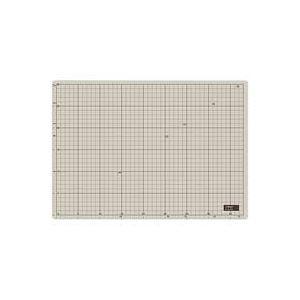 【送料無料】(業務用30セット) オルファ カッターマット 135B A3 グレー/茶