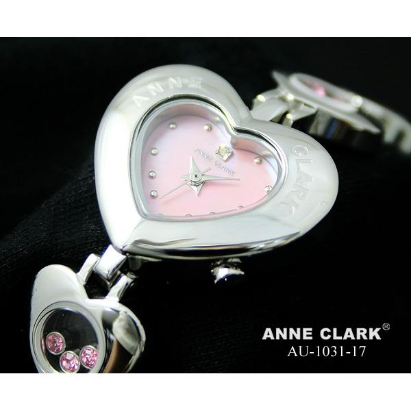 アンクラーク レディース ハート型腕時計 AU1031-17