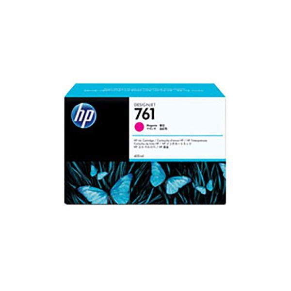 【送料無料】【純正品】 HP インクカートリッジ 【CM993A HP761 M マゼンタ】