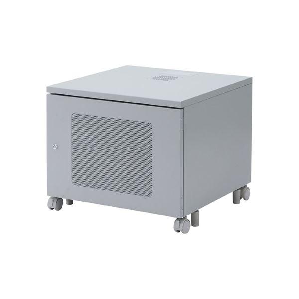 【送料無料】サンワサプライ 19インチマウントボックス(H500・8U) CP-101