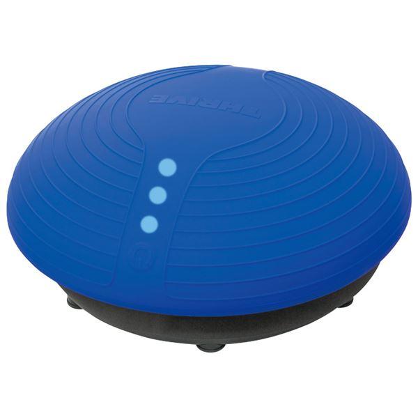 【送料無料】『BALANCE BOY』 エクササイズ器具 【ブルー】 幅50×奥行50×高さ24cm 耐荷重約100kg以下 〔室内 屋内 リビング〕