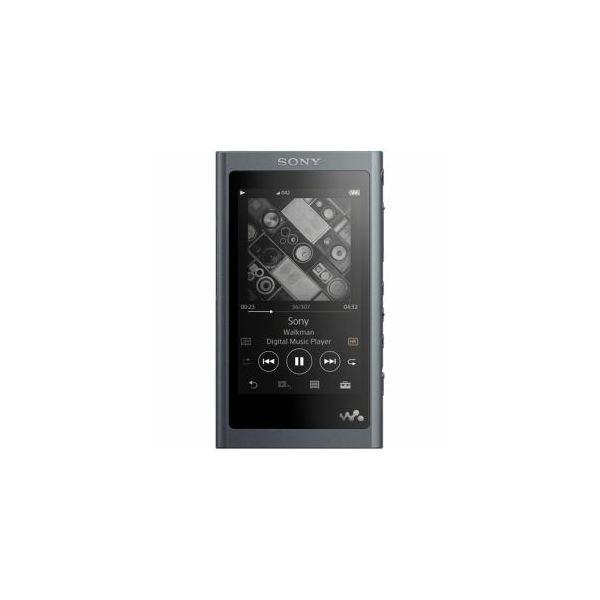 【送料無料】SONY ウォークマンA50シリーズ 16GB グレイッシュブラック NW-A55HNBM