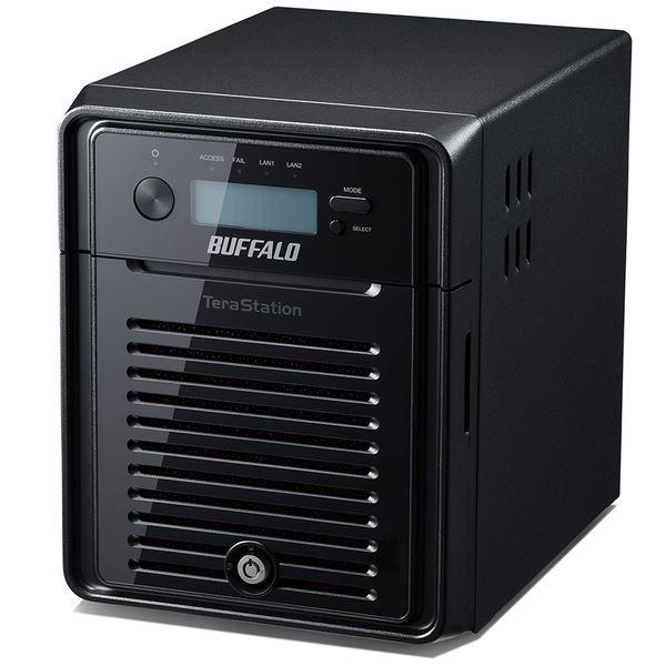 バッファロー TeraStation WSS HR Windows Storage Server 2016Workgroup Edition搭載NAS 12TB