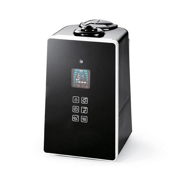 【送料無料】アルファックス・コイズミ アルコレハイブリッド式加湿器 ブラック ASH-601/K 1台
