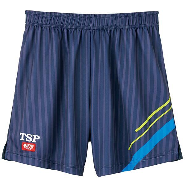 【送料無料】TSP(ティーエスピー) 卓球アパレル ゲームパンツ ピオネーラパンツ ネイビー 2XS