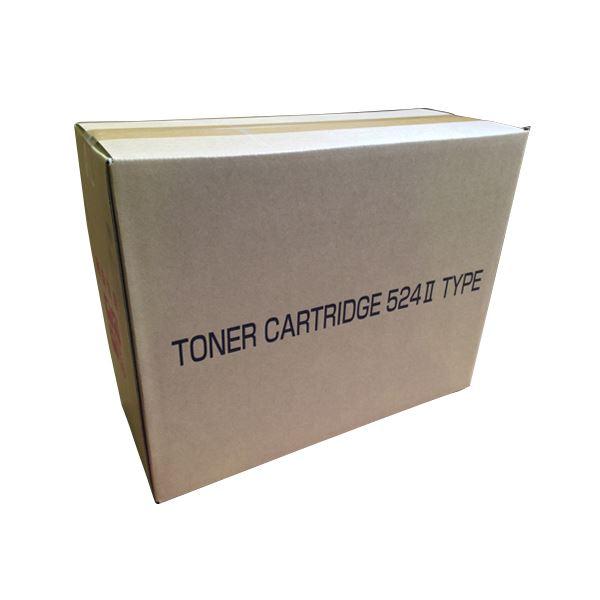【送料無料】トナーカートリッジ CRG-524II汎用品 1個