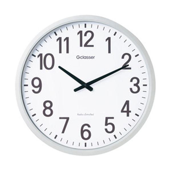 【送料無料】キングジム 電波掛時計ザラージ  1台 型番:GDK-001