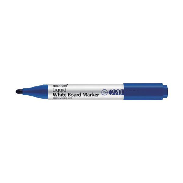 【送料無料】(まとめ) ライトベスト ホワイトボード用マーカー細字 青 WB430BL 1本 【×50セット】