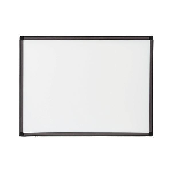【送料無料】TANOSEEマグネット付両面ホワイトボード A2 W603×H453mm 1枚 【×10セット】