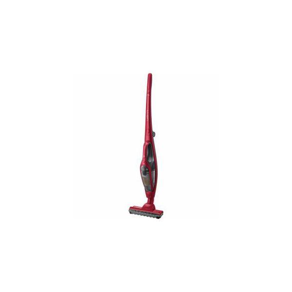 【送料無料】日立 スティッククリーナー(コードレス式) パールレッド PV-BE200-R