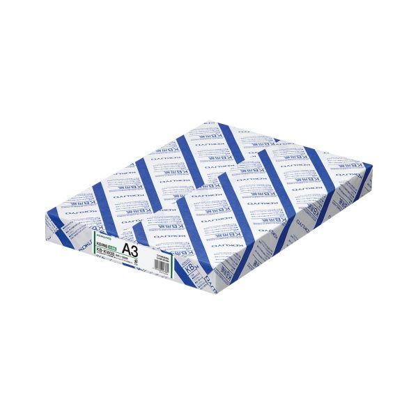 【送料無料】コクヨ KB用紙(共用紙)A3KB-KW38 1箱(1500枚:500枚×3冊)