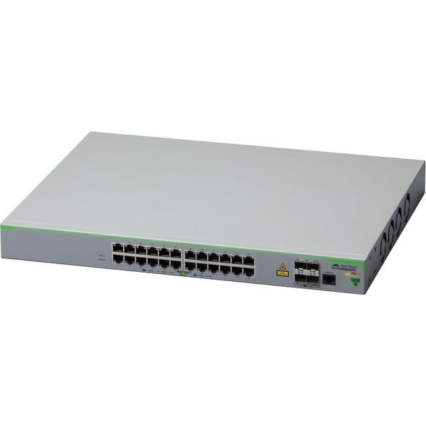 アライドテレシス AT-FS980M/28PS PoEスイッチ