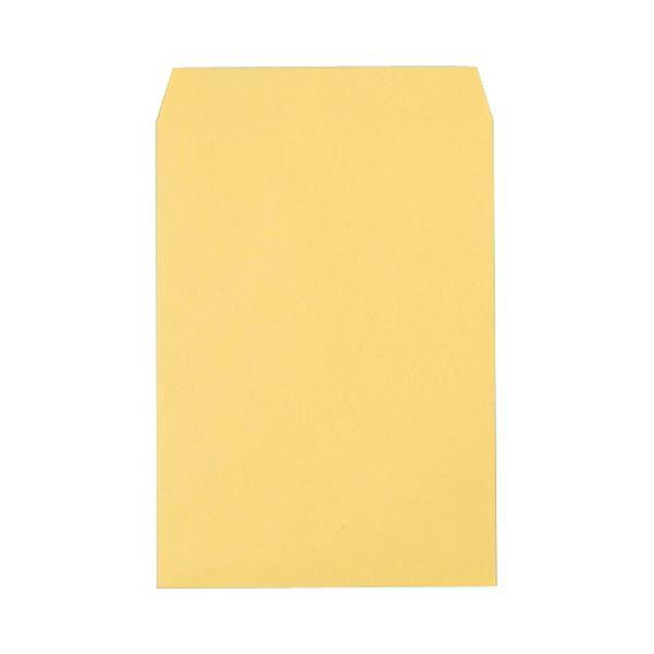 TANOSEE R40クラフト封筒 角2 85g/m2 業務用パック 1箱(500枚) 【×10セット】