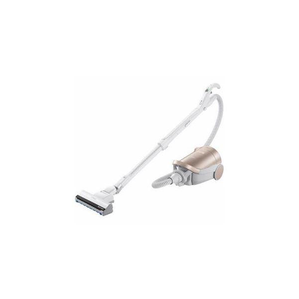 【送料無料】日立 紙パック式掃除機 かるパック キャニスタータイプ シャンパンゴールド CV-PF900-N
