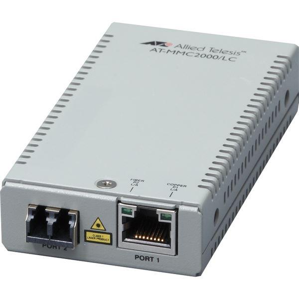 アライドテレシス AT-MMC2000/LC メディアコンバーター