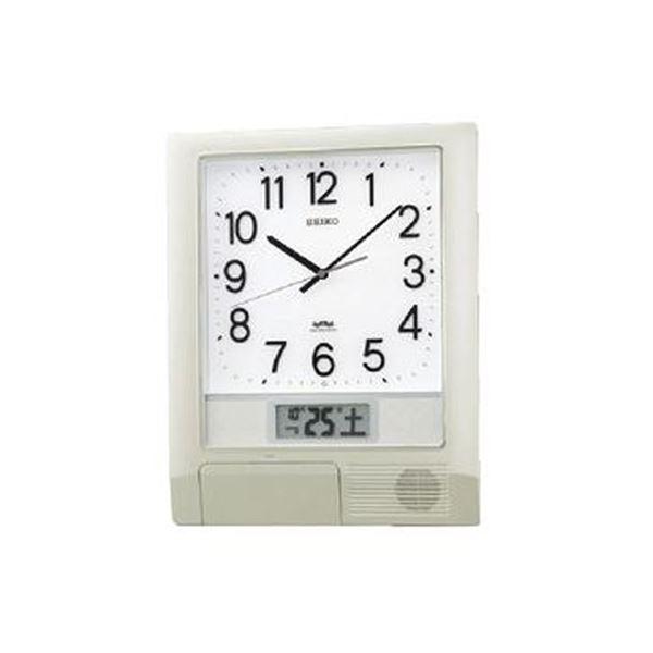 【送料無料】電波時計 PT201S