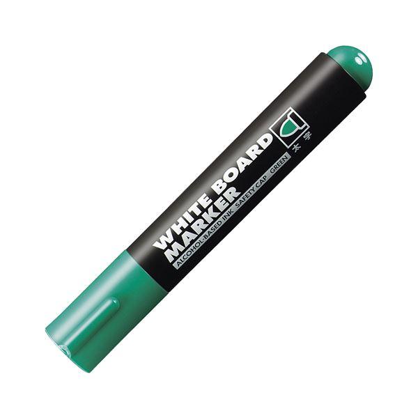 【送料無料】(まとめ) コクヨ ホワイトボード用マーカーペン 太字 緑 業務用パック PM-B103NG 1箱(10本) 【×10セット】
