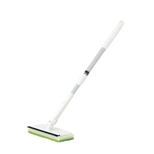 【送料無料】天井 水切りワイパー カビとりワイパー 【24個セット】 約横18.0×奥行6.0×高さ63.0~80.0cm 掃除用品 清掃用品