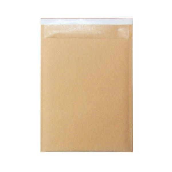 【送料無料】(まとめ)今村紙工 クッション封筒 茶 DVD/CD用10枚KFT-10【×50セット】