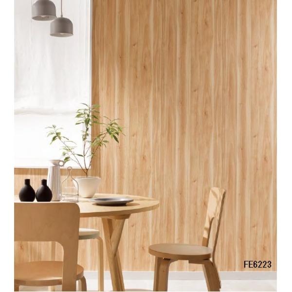 木目調 のり無し壁紙 サンゲツ FE-6223 92cm巾 35m巻