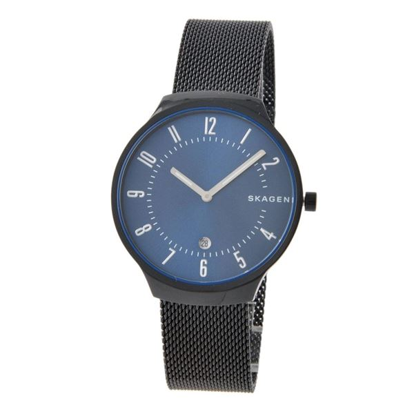 【送料無料】SKAGEN(スカーゲン) SKW6461 グレーネン メンズ 腕時計【代引不可】