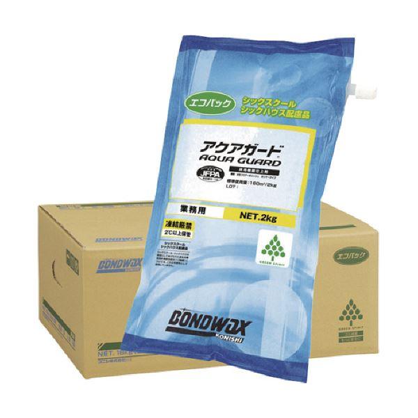 【送料無料】コニシ アクアガードエコP 18kg(2kg×9袋入) 05125 1箱