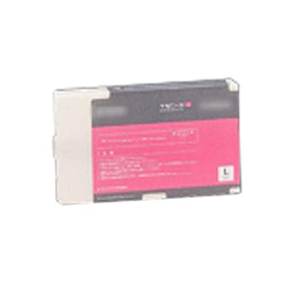 【送料無料】(まとめ)山櫻 インクカートリッジ マゼンタ L920458 1本【×3セット】