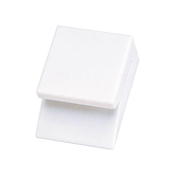 【送料無料】(まとめ) TRUSCO マグネット式メモクリップ白 TWMC-W 1個 【×30セット】