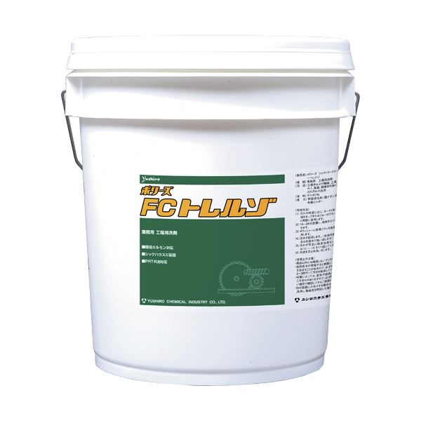【送料無料】ユシロ化学工業 トレルゾ3120002821 1缶
