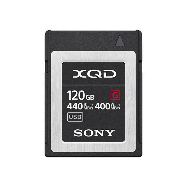 【送料無料】XQDメモリーカード Gシリーズ 120GB