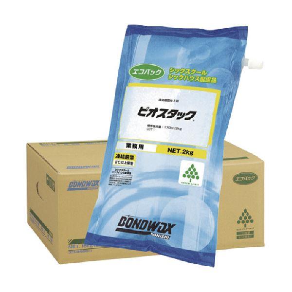 【送料無料】コニシ ピオスタックエコP 18kg(2kg×9袋入) 05127 1箱