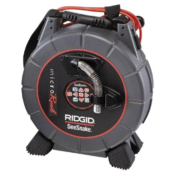 【送料無料】RIDGID(リジッド) 35183 マイクロリール L100C 30M F/シースネイク