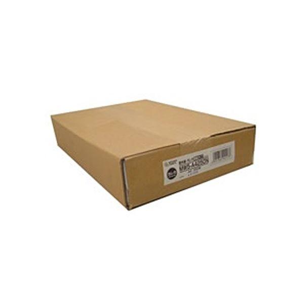 【送料無料】耐水紙「カレカ」 光沢厚紙タイプB4(B8タイプミシン目入り 16分割) MW5CB42506 1箱(250枚)
