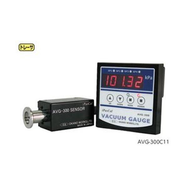 絶対圧力計 AVG-300C11-AC