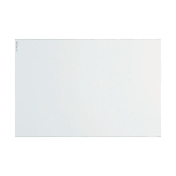 【送料無料】日学 メタルラインホワイトボードML-340 1枚