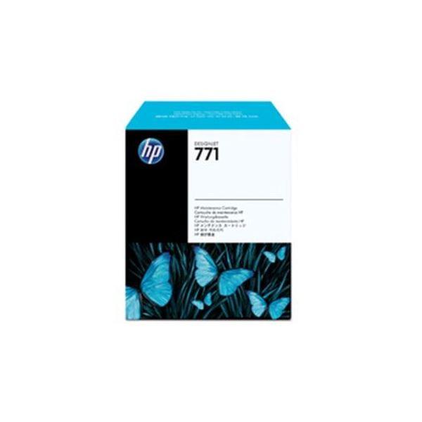 【送料無料】(まとめ)HP771 クリーニングカートリッジ【×3セット】
