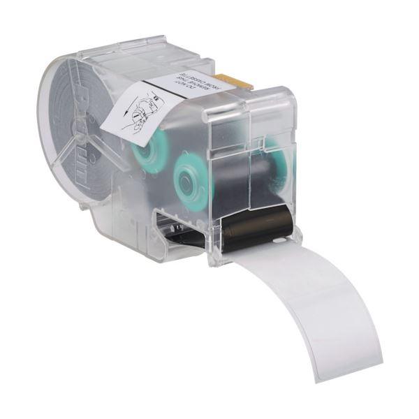 【送料無料】(まとめ)パンドウイット熱転写ハンディプリンタ用セルフラミネートラベル 白 S100X220VAC 1巻【×3セット】