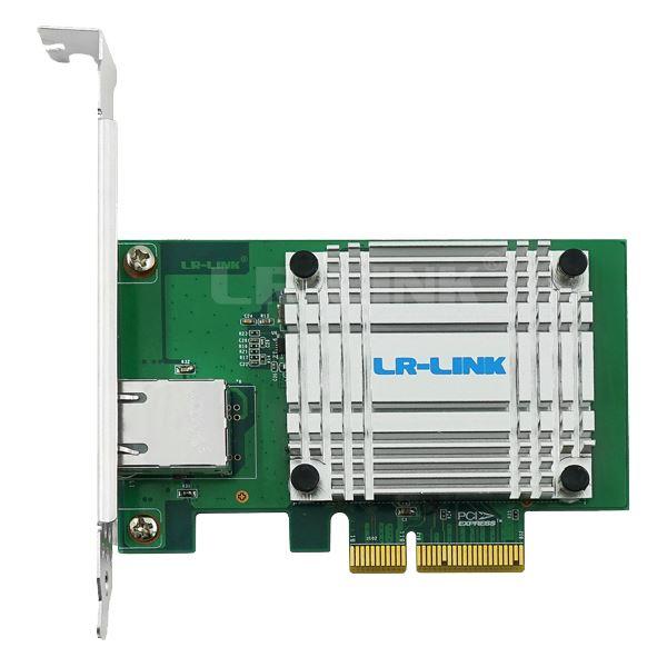 アユート LR-LINK 10GBネットワークアダプタ PCIe x4 10GBase(AquantiaAQtion AQC 107ベース)
