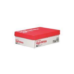 【送料無料】(まとめ)PPC PAPER High WhiteA3 1箱(1500枚:500枚×3冊) 【×3セット】