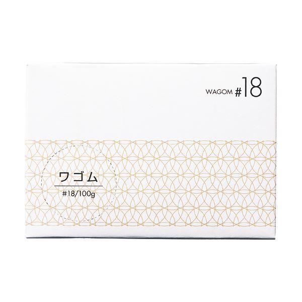 【送料無料】(まとめ) TANOSEE 輪ゴム #18 内径44.5mm 100g入 1セット(5箱) 【×10セット】