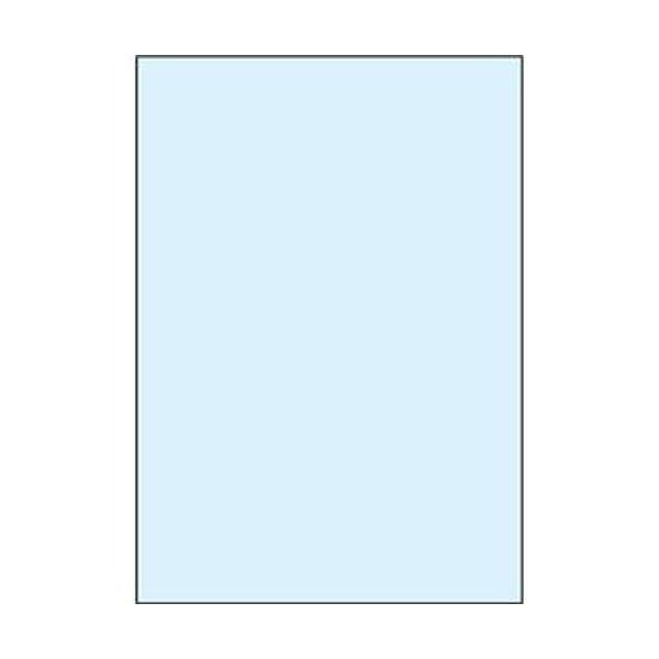 【送料無料】(まとめ)ヒサゴ マルチプリンタ帳票 複写タイプA4 ノーカーボン ブルー BPC2000B 1冊(100枚)【×10セット】