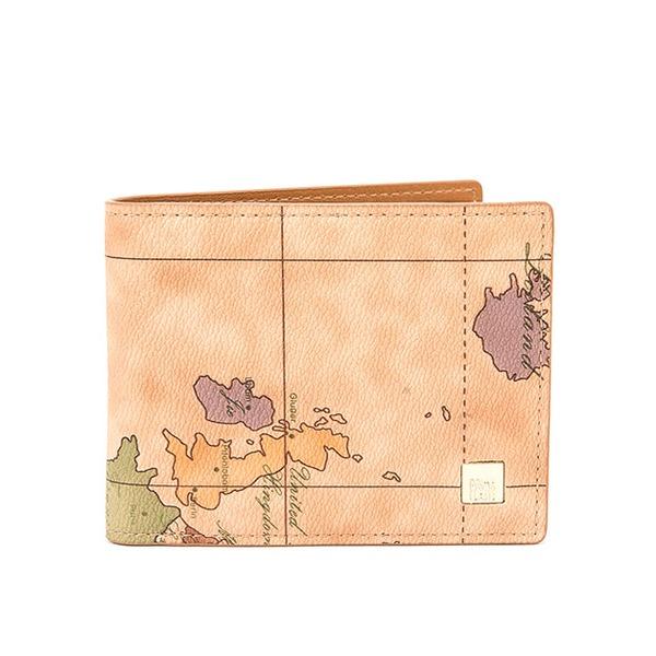 PRIMA CLASSE(プリマクラッセ) PSW5-1104 メンズ二つ折り財布(ブラウン)