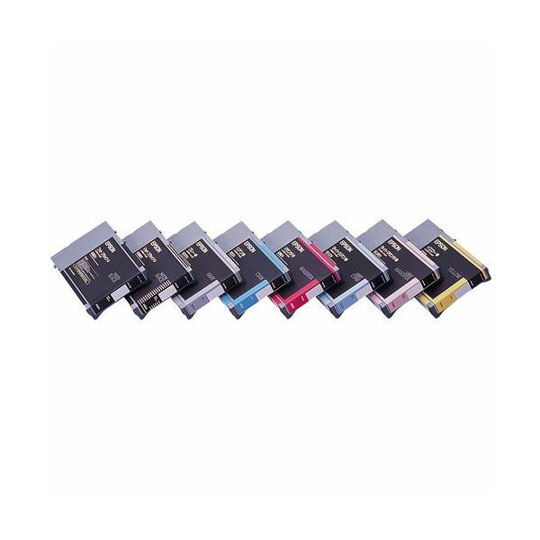 (まとめ) エプソン EPSON PX-Pインクカートリッジ グレー 110ml ICGY24 1個 【×10セット】
