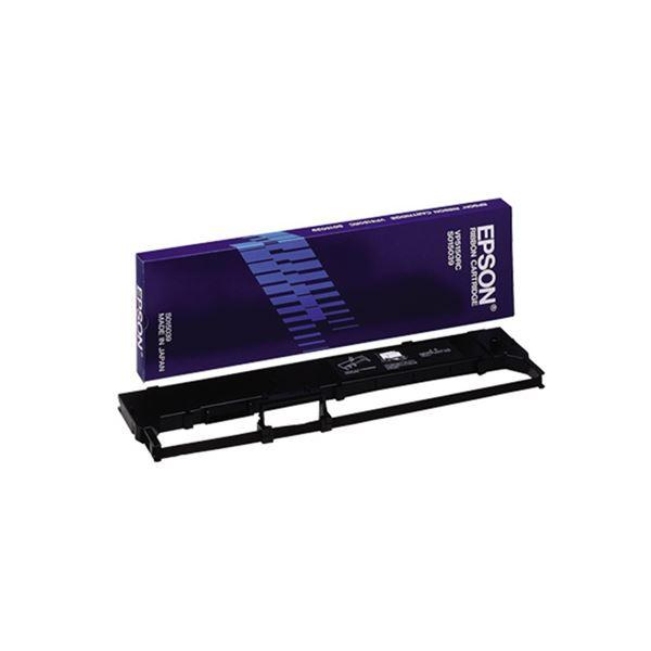 【送料無料】(まとめ) エプソン EPSON リボンカートリッジ 汎用品 黒 VP5150RC-S 1本 【×5セット】